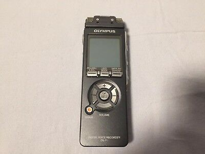Olympus DS-30 (256 MB) Handheld Digital Voice Recorder - TESTED