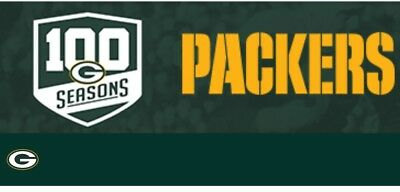 Green Bay Packers vs Bills 2 Tickets LOWER SIDELINES SEPT 30TH @ 12:00