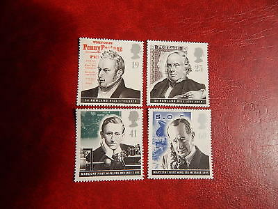 gb stamps s g 1887-1890. Pioneers of Communications..