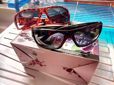 ab1dec535f 2 In 1 Box Polaryte Hd Sunglasses Anti Scratch Useful For Cycling Driving