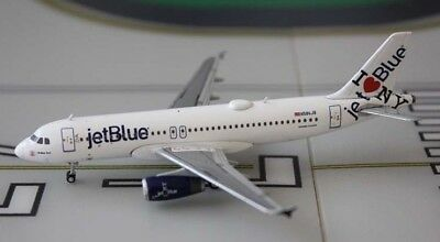 "Gemini Jets A320 Jetblue Airlines  1/400 - ""i Love Ny"""
