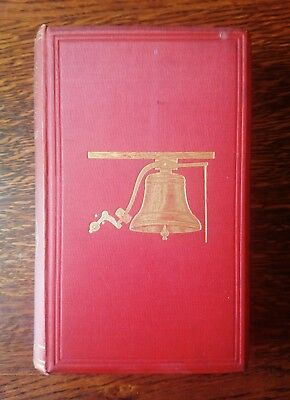 A Rudimentary Treatise on Clocks and Watches and Bells Beckett 1883 Westminster