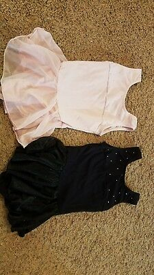 Girls Leotards Size 6/7