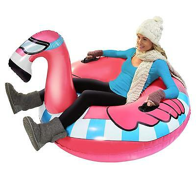 Gofloats Winter Snow Tube Toboggan – Die Ultimative Schlitten &