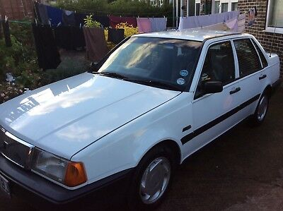 Volvo 460 1.7 Turbo Automatic 91 H Very Low Mileage Only 48,000
