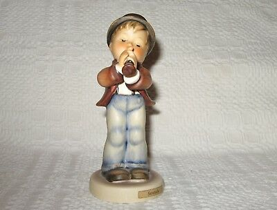Goebel Hummel Figurine #85 Serenade - Goebel Bee TM3