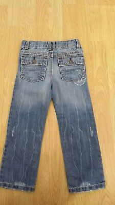Tommy Hilfiger - Boys Jeans - Size 4 Years - Adjustable waist