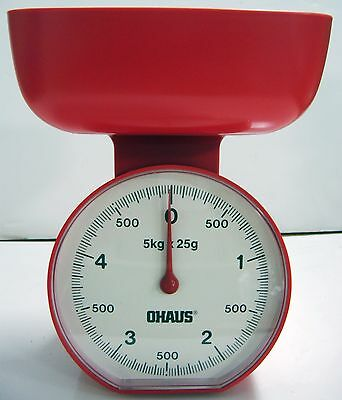 Ohaus Top Load Bowl Platform Scale - pack of 6