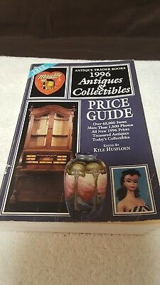 Antique Trader Book / 1996 Price Guide