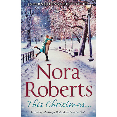 This Christmas by Nora Roberts, Fiction Books, Brand New