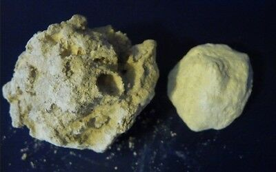 Sodom & Gomorrah Brimstone & Sulfer ball Israel Biblical artifacts