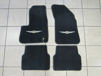 CHRYSLER SEBRING 200 Sedan PREMIUM Carpet Floor Mats NEW OEM MOPAR