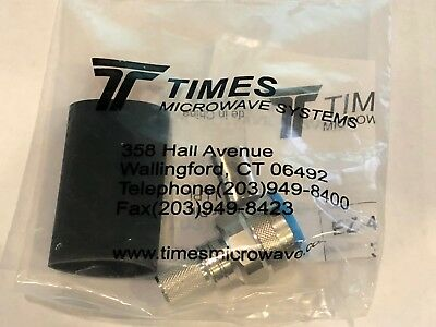 Times Microwave Systems PN 3190-2961 for LMR400-LLPL EZ-400NMH-PL-X