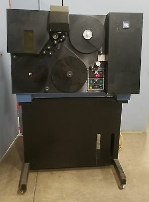 Extek 5402 Diazo Roll Film Duplicator 16mm or 35mm