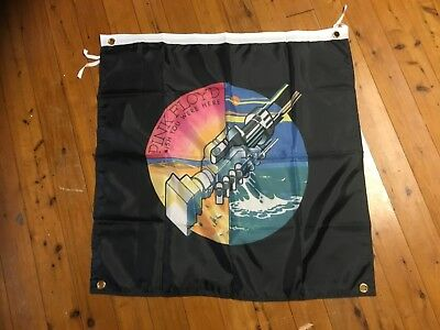 Pink Floyd album cover man cave flag poster banner  shed sign dark side of moon