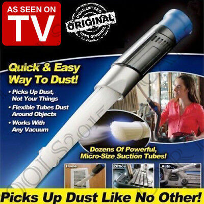 Brush-UP! Dust Cleaning Sweeper Tumblecat - Dust Brush Cleaner - As seen on TV
