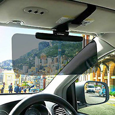 1x Car Sun Shade Visor Shield Extension Driving Window Sunscreen Eyes Protector