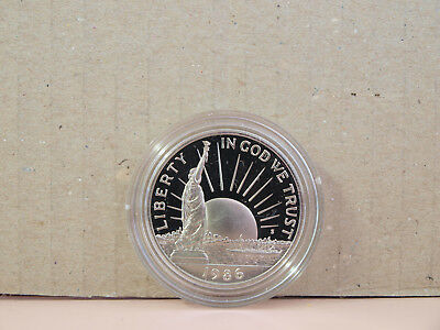 1986 United States Liberty Proof Half Dollar Coin