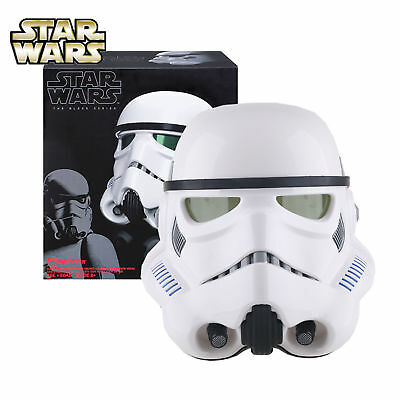 Star Wars Imperial Stormtrooper Electronic Voice-Changer Helmet Cosplay