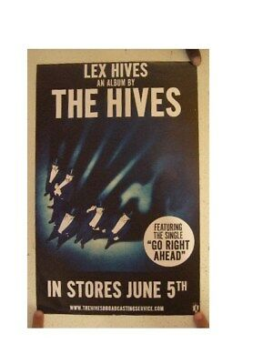 The Hives Poster  Lex Hives