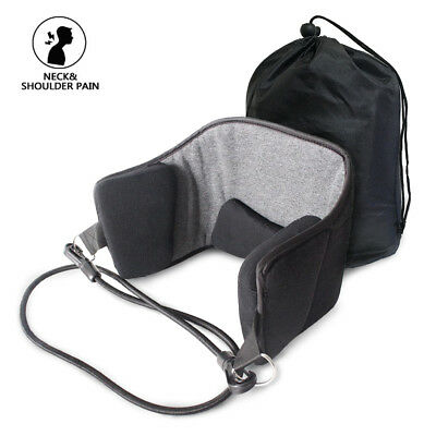 SIKSIN Neck Relax Hammock for Neck Pain Traction and Shoulder Muscle Relaxer