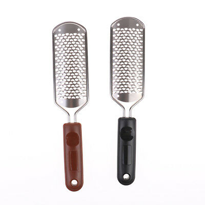 callous remover pedicure tools stainless steel skin removal foot grinding tool I