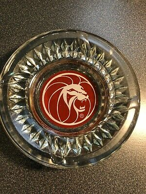 Mgm Grand Hotel And Casino Ashtray Las Vegas Nevada