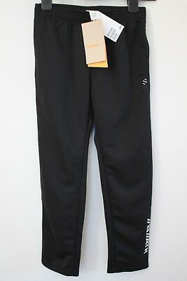 H&M Boys Black Sports Joggers - Age 6-8 Years