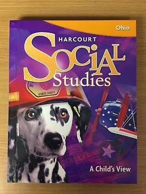 HARCOURT SOCIAL STUDIES A Child S View Ohio Edition Grade 1 NEW