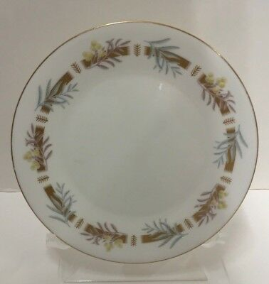 "Minton RHAPSODY Luncheon Plate (9-1/8"") More Items Available"