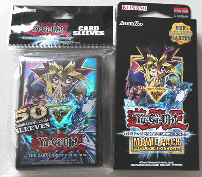 Movie Pack Gold Edition - The dark Side of Dimensions 1. Auflage + MOVIE-Sleeves