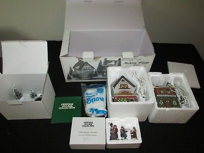 "Department 56 Heritage Village Dickens Village Series ""Start a Tradition Set"""