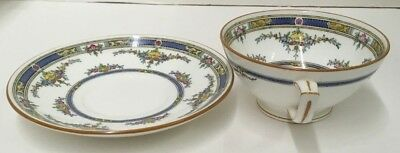 Minton PRINCESS YELLOW FLOWER Cup and Saucer Set More Items Available