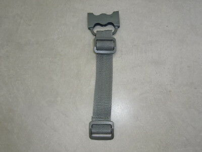 iCandy Peach Grey Crotch Buckle clip Harness/Strap for upper or lower seat unit