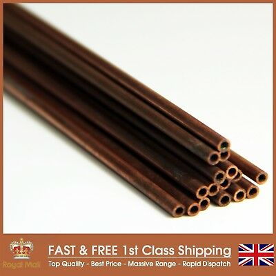 """2.4mm (0.094"""") Copper Pipe/Tube For DIY, Plumbing & Gas"""