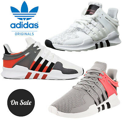 New Adidas Originals EQT ADV Support Mens Running Fitness Trainer Shoes rrp £125