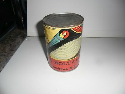 A Holt Fresh Clams Can Tin St Andrews New Brunswick Canada