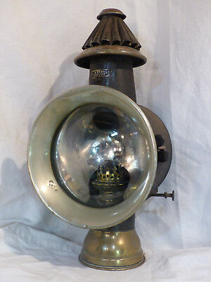 lampe a essence ancienne gare train cheminot a pons Toulouse plm sncf