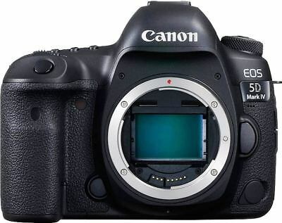 Canon EOS 5D Mark IV Full Frame Digital SLR Camera, Body Only, USA Model
