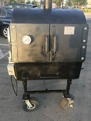 ABS Pitboss BBQ Smoker