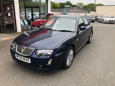 Rover 75 Contemporary SE 2.0CDTi Automatic 4dr DIESEL AUTOMATIC 2005/05