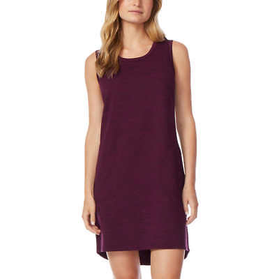 NWT, 32 Degrees Cool Womens Burgundy Short Sleeve Stretch Athletic Dress VARIETY