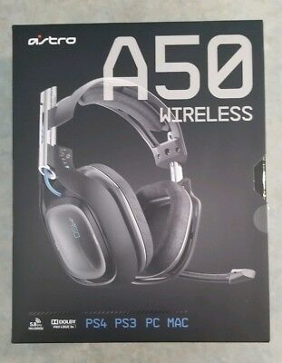 Astro a50 Wireless Headset. BOX ONLY. Very Good Condition