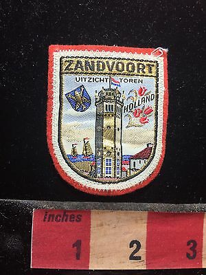 ZANDVOORT UITZICHT TOREN (New Water Tower) Holland / The Netherlands Patch C75D
