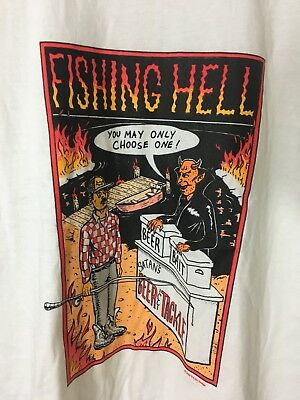 Vintage T Shirt 90s Graphic T Shirt New 1993 Deadstock Size Large