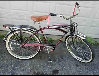 Schwinn Phantom Bicycle 1995 Repo