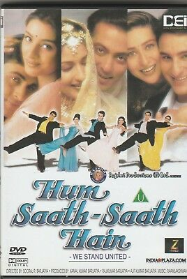 Hum saath saath hain  [2Dvds set] 1st edition DEI Released USA Made