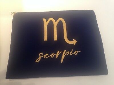 Wet n Wild Zodiac Collection Ltd Edition Makeup/Cosmetic Bag, Scorpio or Libra