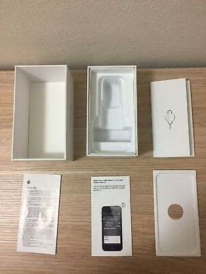 iPhone 5 White Box Only