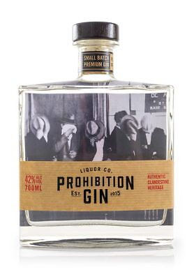 Prohibition Liquor Co. Gin 700ml